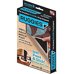 Ruggies Rug Grippers - 2 Pack - Total 16 Count