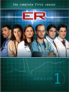 ER: The Complete First Season by National Broadcasting Company (NBC)