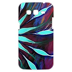 a AND b Designer Printed Mobile Back Cover / Back Case For Samsung Galaxy A7 (SG_A7_3D_816)