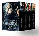 img - for Immortal Ops Box Set Books 1-4 (Shifter Romances) book / textbook / text book