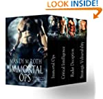Immortal Ops Box Set Books 1-4 (Shift...