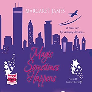 Magic Sometimes Happens Audiobook