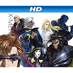 X-Men Anime Series Season 1 [HD]