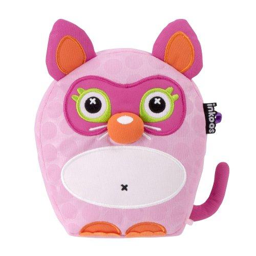 Mini Inkoos Plush Pink Siamese Cat