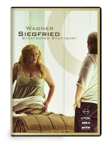 Wagner - Siegfried /  West, Gasteen, Göhring, Schöne, Waag, Jun, Herrera, Zagrosek, Stuttgart Opera