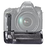 NEEWER バッテリーグリップ/バッテリーケース BG-E13と同じファンクション Canon EOS 6D 対応