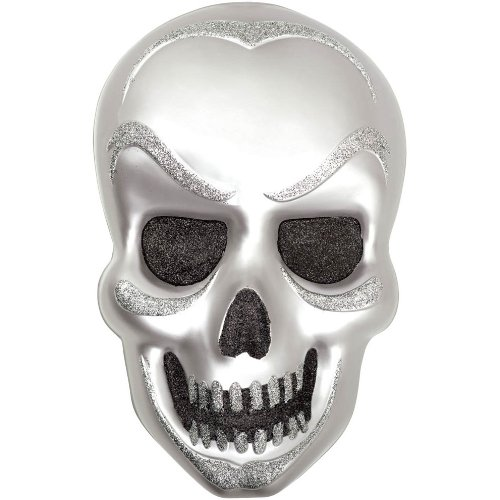 Skull Vac Form Decoration