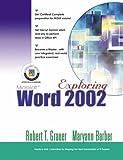 Learn Word 2002 Volume I (Learn Office XP Series) (013060075X) by Preston, John