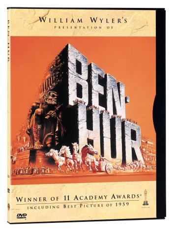 Cover art for  Ben-Hur