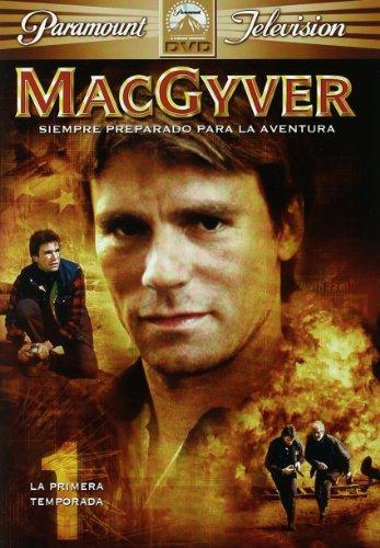 MacGyver (1ª temporada) [DVD]