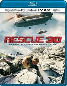 Rescue [Blu-ray] (Bilingual) [Import]