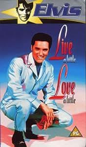 Live A Little, Love A Little [VHS]