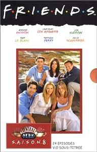 Friends - L'Intégrale Saison 8 : Épisodes 1 à 24 - Coffret 4 VHS - VOST