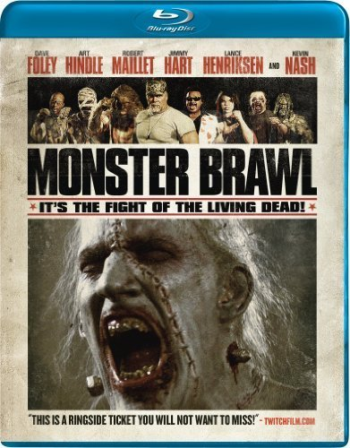 Monster Brawl [Blu-ray] by IMAGE ENTERTAINMENT