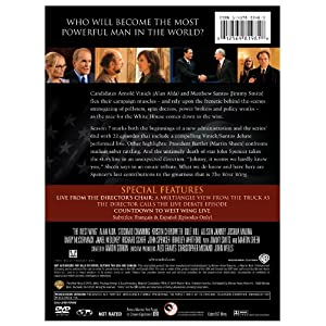 West Wing: Complete Seventh Season [Import USA Zone 1]