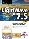 echange, troc Bernard Jolivalt - Lightwave 7.5 (avec CD-Rom)