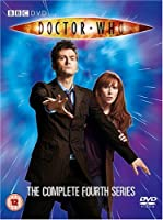 Doctor Who : Complete BBC Series 4 [2008] [DVD]