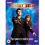 Doctor Who : Complete BBC Series 4 [2008] [DVD]by David Tennant