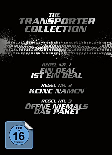 The Transporter Collection [4 DVDs]