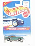 Krackle Car Series #3 '63 Split Window Corvette C2 Basic Wheels #282 Collectible Collector Car Mattel Hot Wheels