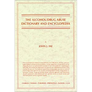 Amazon.com: The Alcohol/Drug Abuse Dictionary and Encyclopedia ...