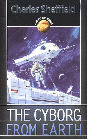 Image for The Cyborg From Earth (Jupiter)