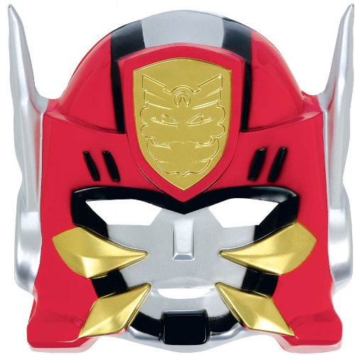 Power Ranger Megaforce Vac Mask