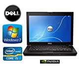 Dell Latitude E6410 Notebook PC, Intel Core i5 2.4GHz, 8GB DDR3, *NEW* 1TB HDD, WiFi, DVD-RW, 14.1 inch WXGA, Windows 7 Pro 64-Bit