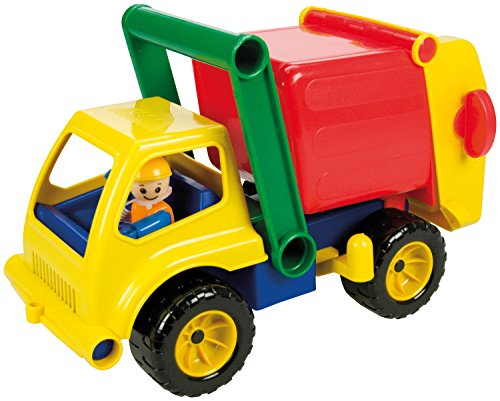 Lena 04356 - Aktive Müllwagen, ca. 30 cm