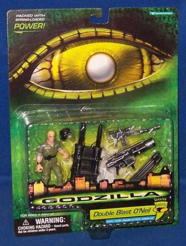 Godzilla Double Blast O'Neill - 1