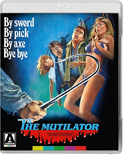 The Mutilator (2-Disc Special Edition) [Blu-ray + DVD]