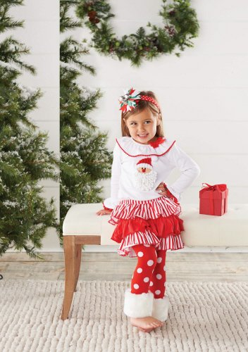 Newborn Christmas Outfits front-455665