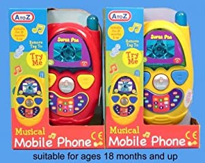 Musical Mobile Phone [Toy]