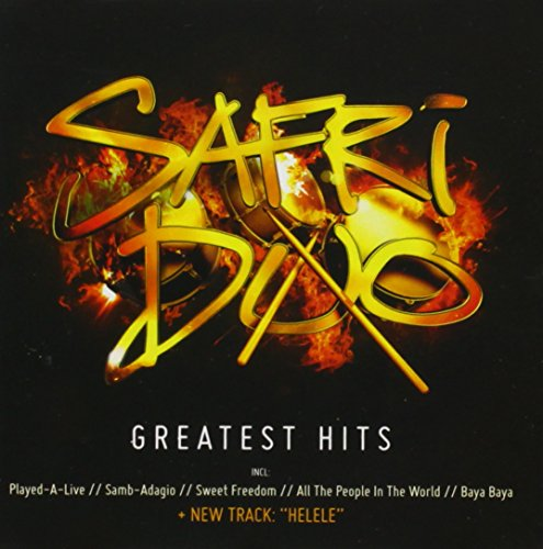 Safri Duo - Greatest Hits - Zortam Music