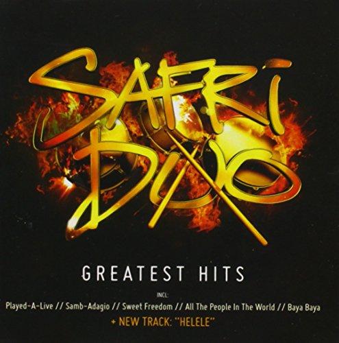 Safri Duo - Greatest Hits - Zortam Music