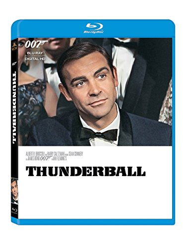 Blu-ray : Thunderball (Widescreen)