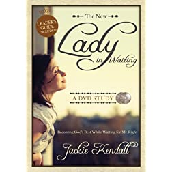 Lady in Waiting: A DVD Study: Becoming God's Best While Waiting for Mr. Right