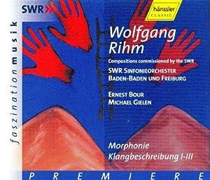 Morphonie & Klangbeschreibung