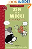 Zig and Wikki in Something Ate My Homework: TOON Level 3