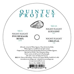 Night Flight (Lexx & Psychemagik Remixes)