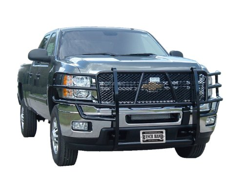 Ranch Hand GGC111BL1 Legend Grille Guard for Chevy Silverado HD (Brush Guard For Chevy Silverado compare prices)