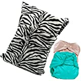 CLOSE OUT SALE - B&P Life Style Cute Travel Baby Wet And Dry Cloth Diaper Organizer Bag / Wet/Dry Diaper Bag /...