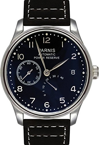 parnis-automatic-watch-model-2092-mechanical-mens-watch-stainless-steel-leather-strap-seagull-moveme