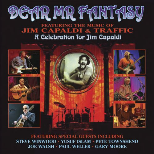 STEVE WINWOOD - Dear Mr. Fantasy Featuring the Music of Jim Capaldi and Traffic - Zortam Music
