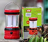 Solar 8 Led Rechargeable Lantern Bright Light Torch Mobile Phone Charging Lamp Emergency Light