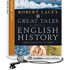 Great Tales from English History: Cheddar Man to DNA