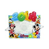 2014 Starburst Mickey Minnie Picture Frame (Florida Namedrop)