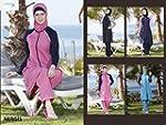 Adabkini Nergis Women's Full Cover Sw...