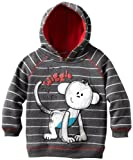 Watch Me Grow Sesame Street Boys 2-7 I Can Wiggle My Ears Hooded Pullover