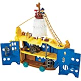 Jake And The Neverland Pirates Captain Jake Mighty Colossus High Seas Adventure